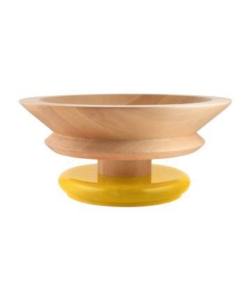 Alessi ES15 schaal - yellow