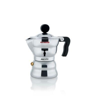 Alessi Moka Espresso AAM33 6 kopjes