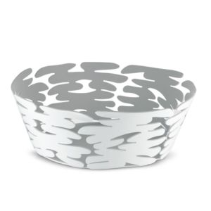 Alessi Barket fruitmand wit