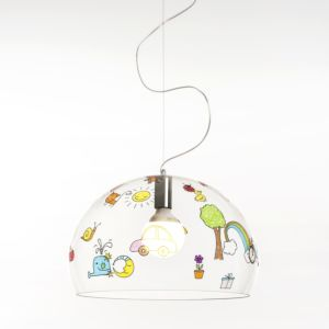 Kartell FL/Y Kids lamp