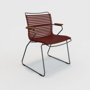 Houe Click armchair - Color : Paprika