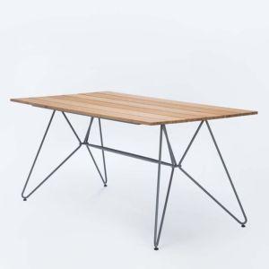 Houe Sketch tafel bamboe 1
