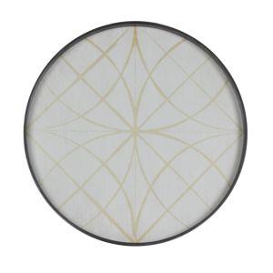 Notre Monde Geometry Tray - 61 x 61 x 4 cm