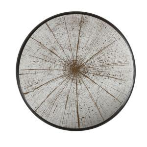 Notre Monde  Slice Mirror Tray - 48x48x4cm 2