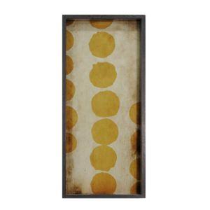 Notre Monde Sienna Dots Tray - 48x48x4cm 2