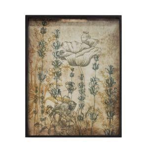 Notre Monde Wildflowers Tray - 61x46x5cm 2