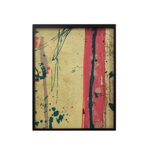 Notre Monde  Abstract Study Tray - 46x36x4cm 2