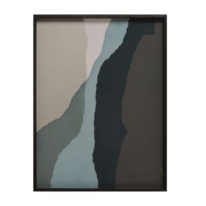 Notre Monde Sand Wabi Sabi  - glazen tray  - RE/S 1