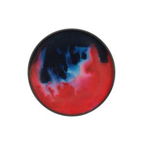 Notre Monde Gold Dots Tray - 48x48x4cm 1