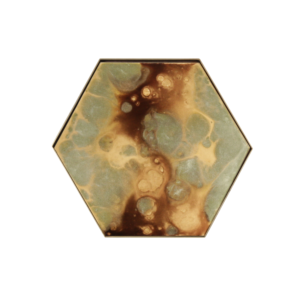 Notre Monde Moss Organic Mini Tray - HEX/M 1