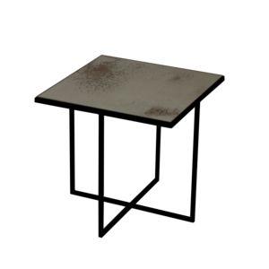 Notre Monde Bronze Surface koffietafel - Heavy Aged Mirror 2