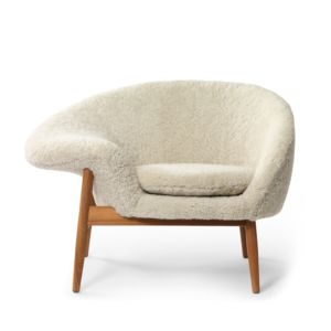 Warm Nordic Fried Egg Lounge Chair 2