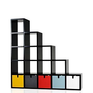 Kartell Polvara boekenkast - 15 elementen