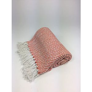 Asianmood Strandlaken - roze/zilver