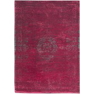 Louis De Poortere Fading World Medaillon Scarlet Tapijt volledig