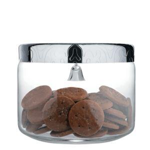 Alessi Dressed koekjespot dicht met koekjes