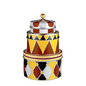 Alessi Circus Set driedelig