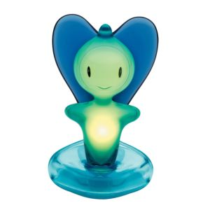 Alessi New Beba Light nachtlampje - blauw