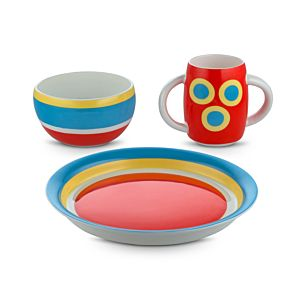 Alessi Alessini kinderservies - Alessini Con-centrici 5 6