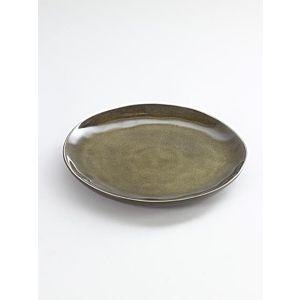 Serax Pure Rond bord - set van 4 - Green - Small