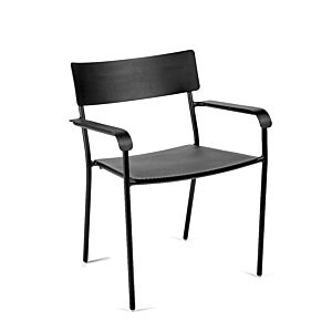 Serax August outdoor stoel met armleuning