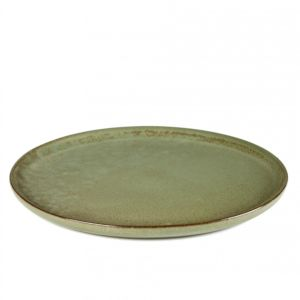 Serax Surface bord - Dimensions :  Large D27 - Color :  Camo Green