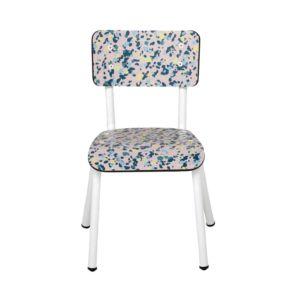 Les Gambettes Kinderstoel Suzie - wit onderstel