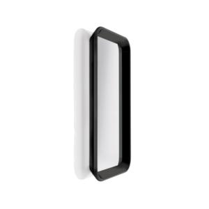 Magis Déja-vu Mirror -ZWART GESCHILDERD-RECHTHOEKIG (137mm x 73mm)