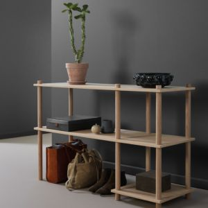 Woud Elevate shelving system 5