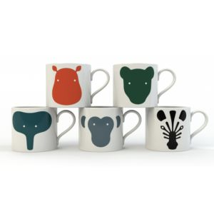EO Denmark Animal Mugs 1