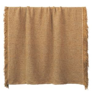 Ethnicraft Camel Nomad Throw plaid