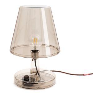 Fatboy Trans-parents tafellamp - Kleuren Bronze