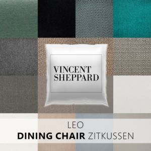 Vincent Sheppard Leo Dining Chair Zitkussen
