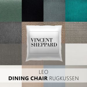 Vincent Sheppard Leo Dining Chair Rugkussen