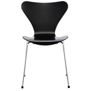 Fritz Hansen Series 7 stoel Gelakt-Chroom
