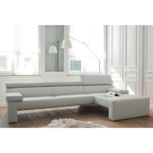 Futureproofed Moon zetel met chaise longue