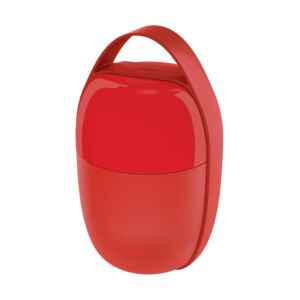 Alessi Food à Porter Lunchbox mini Rood