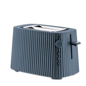 Futureproofedshop Alessi, toaster, Plissé, grijs, gris, grille-pain, 8003299446599, MDL08 G Plissé
