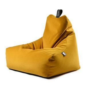 Futureproofedshop Extreme Lounging Suède B-Bag - Mustard
