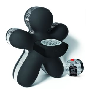 Mr & Mrs Fragrance George Speaker & DIffuser