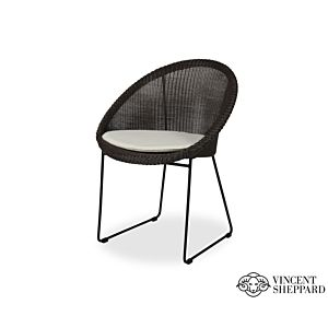 Vincent Sheppard Gipsy Dining Chair Mocca studio