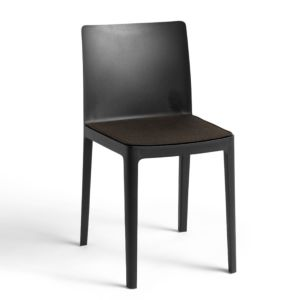 Hay Elementaire chair - anthraciet
