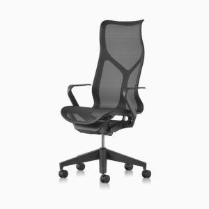 Herman Miller Cosm bureaustoel - hoge rug