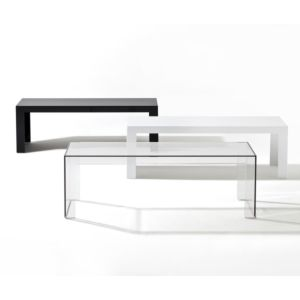 Kartell Invisible table d'appoint haute