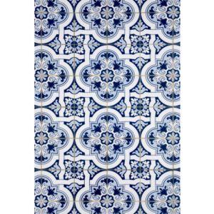 Jokjor Tapit vloerkleed Wild Tiles