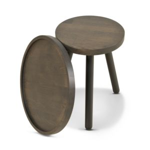 Moome Jon stool / tray / sidetable