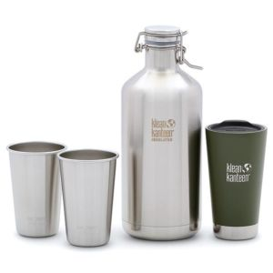 Klean Kanteen Beer Lovers Premium Kit 3