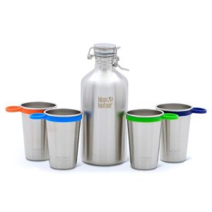 Klean Kanteen Beer Growler Starter Kit