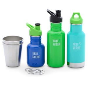 Klean Kanteen Kid Family Kit 4