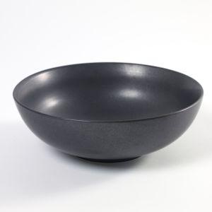 Serax Pure Kom zwart - set van 4